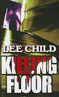 Killing Floor (Large Print) Cover