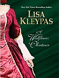 A Wallflower Christmas (Large Print) Cover
