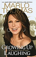 Growing Up Laughing (Large Print) Cover