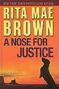 A Nose for Justice (Large Print)