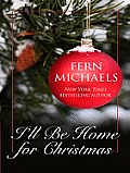 I'll Be Home for Christmas (Large Print) Cover