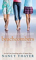 Beachcombers (Large Print) (Wheeler Hardcover) Cover