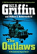 The Outlaws (Large Print) (Presidential Agent Novel) Cover