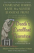 Death's Excellent Vacation (Large Print)
