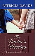 The Doctor's Blessing (Large Print) (Brides of Amish Country) Cover