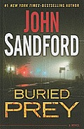 Buried Prey (Large Print) (Thorndike Basic) Cover