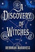 A Discovery of Witches (Large Print) (Thorndike Basic) Cover