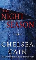 The Night Season (Large Print) (Thorndike Press Large Print Crime Scene)