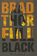 Full Black (Large Print)