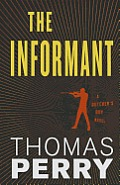 The Informant (Large Print) (Butcher's Boy Novel) Cover