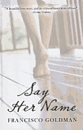 Say Her Name (Large Print)