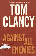 Against All Enemies (Large Print) Cover