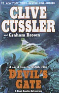 Devil's Gate (Large Print) (Kurt Austin Adventures) Cover