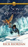 Heroes of Olympus #2: The Son of Neptune Cover