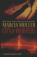 City of Whispers (Large Print) (Sharon McCone Mysteries)