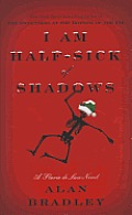 I Am Half-Sick of Shadows (Large Print) (Flavia de Luce Mystery)
