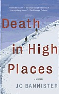 Death in High Places (Large Print) (Thorndike Mystery)