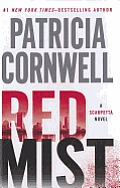 Red Mist (Large Print) (Kay Scarpetta Mysteries) Cover