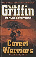 Covert Warriors (Large Print) (Presidential Agent Novel) Cover