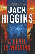A Devil Is Waiting (Large Print) (Thorndike Core) Cover