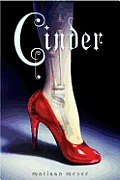 Cinder (Lunar Chronicles #1) (Large Print)