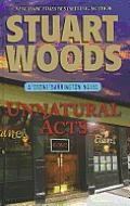 Unnatural Acts (Large Print) (Stone Barrington Novels)