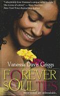 Forever Soul Ties (Large Print) (Thorndike African-American)