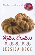 Killer Crullers (Large Print) (Donut Shop Mysteries)