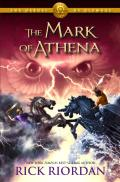 Heroes of Olympus #3: The Mark of Athena Cover