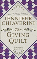The Giving Quilt (Large Print) (ELM Creek Quilts Novel) Cover
