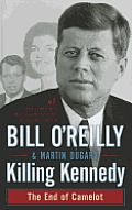 Killing Kennedy: The End of Camelot (Large Print) Cover