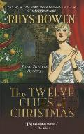 The Twelve Clues of Christmas (Large Print) (Royal Spyness Mystery) Cover