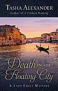 Death in the Floating City (Large Print) (Lady Emily Mysteries)