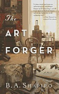 The Art Forger (Large Print)