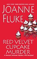 Red Velvet Cupcake Murder (Large Print) (Hannah Swensen Mysteries)