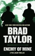 Enemy of Mine (Large Print) (Pike Logan Thriller)