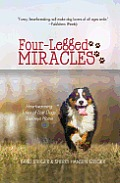 Four-Legged Miracles: Heartwarming Tales of Lost Dogs' Journeys Home (Large Print) (Thorndike Nonfiction)