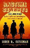 Ragtime Cowboys (Large Print) (Thorndike Western I)