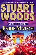 Paris Match (Large Print) (Stone Barrington Novel)