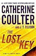 The Lost Key (Large Print) (Brit in the FBI Novels)