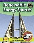 Sci-Hi: Earth Science #1: Renewable Energy Sources Cover