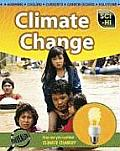 Sci-Hi: Earth Science #1: Climate Change Cover