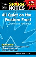 Spark Notes All Quiet on the Western Front