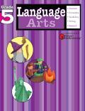 Language Arts: Grade 5 (Flash Kids Harcourt Family Learning) (Harcourt Family Learning)