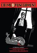 Crime and Punishment Illustrated Classics Graphic Novel
