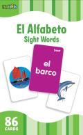 El alfabeto Alphabet Flash Kids Spanish Flash Cards