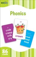 Phonics Flash Cards (Flash Kids Flash Cards)