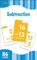 Subtraction Flash Cards (Flash Kids Flash Cards)