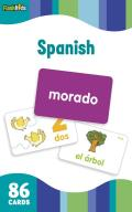 Spanish Flash Kids Flash Cards