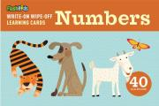 Write-On Wipe-Off Learning Cards: Numbers